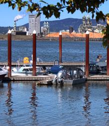 Rainier Marina